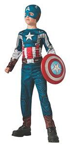 コスプレ衣装 コスチューム キャプテンアメリカ 885075_M 【送料無料】Rubies Captain America: The Winter Soldier Retro-Style Costume, Child Mediumコスプレ衣装 コスチューム キャプテンアメリカ 885075_M