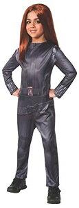 コスプレ衣装 コスチューム キャプテンアメリカ 620038_M 【送料無料】Rubies Captain America: The Winter Soldier Black Widow Costume, Child Mediumコスプレ衣装 コスチューム キャプテンアメリカ 620038_M