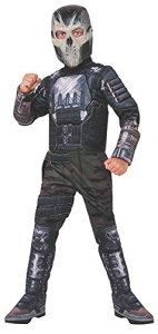 コスプレ衣装 コスチューム キャプテンアメリカ 620596_M Rubie's Costume Captain America: Civil War Crossbones Deluxe Muscle Chest Child Costume, Mediumコスプレ衣装 コスチューム キャプテンアメリカ 620596_M