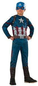 コスプレ衣装 コスチューム キャプテンアメリカ 620580_S Rubie's Costume Captain America: Civil War Value Captain America Costume, Smallコスプレ衣装 コスチューム キャプテンアメリカ 620580_S