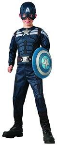 コスプレ衣装 コスチューム キャプテンアメリカ 885199_L 【送料無料】Captain America: The Winter Soldier Reversible Stealth/Retro Costume, Largeコスプレ衣装 コスチューム キャプテンアメリカ 885199_L