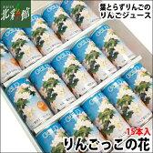 【ゴールド農園 りんごっこの花 15本入】青森県産りんごジュース送料込み・産地直送 青森