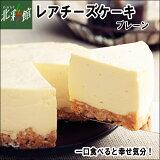 【小向製菓 レアチーズケーキ(プレーン)】送料込み・産地直送 青森