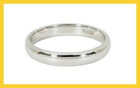 【Avanty】2本セット:甲丸3mm幅:マリッジリング結婚指輪:/プラチナ900:Pt900
