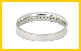 【エタニティリング】ブルーダイヤモンド10石0.1カラット0.1ctプラチナ900Pt900