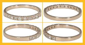 【エタニティリング】ダイヤモンド10石0.2カラット0.2ctK10ピンクゴールドK10PG