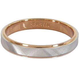 サイズ11号:マリッジリング結婚指輪:プラチナ950(Pt950)&K18ゴールド(K18)【刻印無料/送料無料】【smtb-k】【ky】