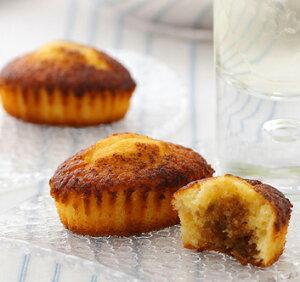 ティラミスが、しっとり、ふんわりの焼き菓子に。北海道産マスカルポーネを使用したスポンジに...