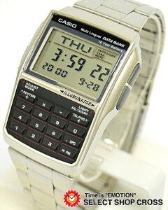 カシオ 人気のデータバンク 海外レアモデル!!CASIO カシオ 腕時計 データバンク 海外モデル D...