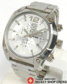 ディーゼル DIESEL メンズ 腕時計 DZ4203 クロノグラフ メタルベルト シルバー 【男性用腕時計 時計 リストウォッチ ランキング ブランド 防水 カラフル】 【あす楽】