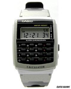 カシオ 復刻版 カリキュレーター 海外限定モデルCASIO カシオ 腕時計 データバンク 海外モデル ...