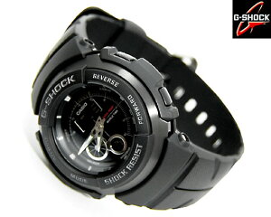 CASIOG-SHOCK(カシオGショック)腕時計海外モデルデジアナコンビモデルG-SPIKEG-301B-1ADRブラック