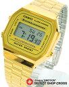 カシオ CASIO 腕時計 デジタル 腕時計 海外モデル A168WG-9WDF ゴールド チープカシオ【着後レビューを書いて1000円OFFクーポンGET】 【あす楽】