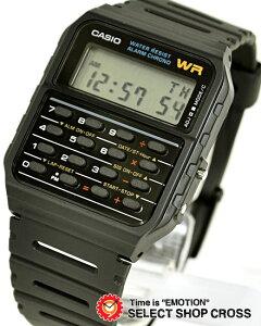 カシオ 復刻版カリキュレーター 海外限定モデルCASIO カシオ 腕時計 データバンク 海外モデル ...