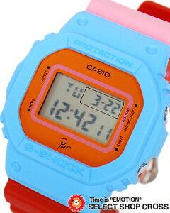 【ポイント最大19倍 5/2朝0:59まで】CASIO G-SHOCK メンズ 腕時計 Parra 限定モデル DW-5600PR...