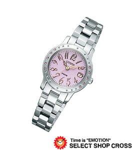 CITIZEN wicca レディース 腕時計 リストウォッチ ソーラー na15-1481a ピンク【お取寄せ】 シ...