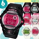 ベビーGレディース腕時計BG-169R海外モデル選べる6カラー