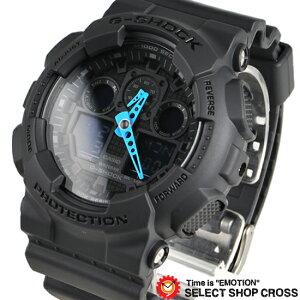 GショックカシオG-SHOCKCASIOメンズ腕時計アナログGA-100C-8ADRグレー海外モデル