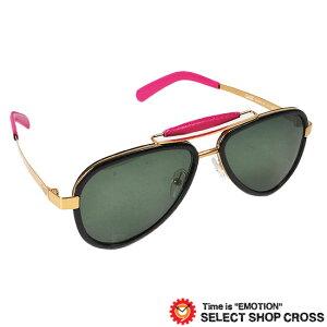 Gaga Milano Sunglasses Eyewear Fashion Pink/Black Lens LU54TCGO FXN FUXIAL