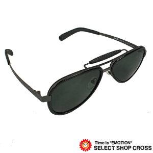 GAGA MILANO太阳镜眼镜时尚灰色/黑色镜片LU54TCGY GYN GREY