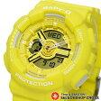 Baby-G CASIO カシオ ベビーG レディース 腕時計 アナデジ BA-110BC-9ADR イエロー 海外モデル bigcase baby-g BA110