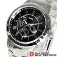 タイメックス TIMEX 腕時計 Retrograde レトログラード 海外モデル ブラック/シルバー T2M424