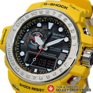 G-SHOCK CASIO 腕時計 メンズ GWN-1000-9ADR イエローG-SHOCK CASIO カシオ Gショック メンズ ...