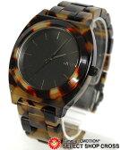 ニクソン NIXON TIME TELLER ACETATE タイムテラー アセテート A327646 腕時計 アナログ トートイズ