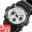 G-SHOCK CASIO カシオ Gショック メンズ 腕時計 電波 ソーラー AWG-M100S-7ADR ブラック系 海外モデル