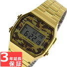 CASIOカシオユニセックス腕時計ウォッチデジタルカジュアルチプカシチープカシオカモフラージュ柄A168WEGC-5EF
