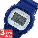 カシオCASIOGショックG-SHOCKDW-5600M-2DRネイビー腕時計メンズ海外モデル