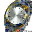 NIXON 二クソン TIME TELLER ACETATE タイムテラー アセテート 腕時計 ウォーターカラー アセテート A3271116