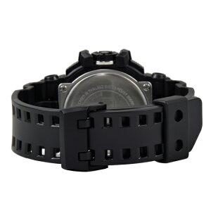 CASIOカシオG-SHOCKGショック腕時計アナデジメンズブラックシルバーGA-400GB-1ADR海外モデル