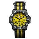 【即納】【アウトレット商品】ルミノックスLUMINOX 腕時計 アナログ メンズウォッチ スコット・キャセル スペシャルエディション イエロー