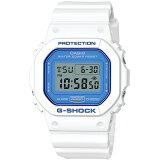 【あす楽】 【100%本物保証】 【3年保証】 CASIO カシオ Gショック 防水 G-SHOCK ジーショック クオーツ メンズ デジタル 腕時計 DW-5600WB-7 海外モデル ホワイト 白 ライトブルー 夏 カジュアル