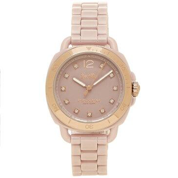 コーチ COACH クオーツ 腕時計 ブランド TATUM テイタムライトピンク/ゴールドブレスレットウォッチレディース14502754