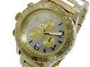 ニクソン NIXON 4220 CHRONO クオーツ メンズ クロノグラフ 腕時計 A0371219