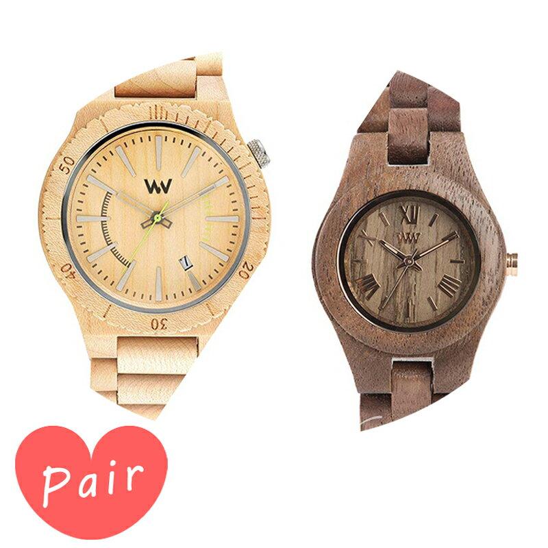 腕時計, ペアウォッチ  WEWOOD wewood-9818049wewood-9818034