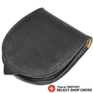 Glenroyal GLENROYAL coin purse coin case 03-6146-newblack black black