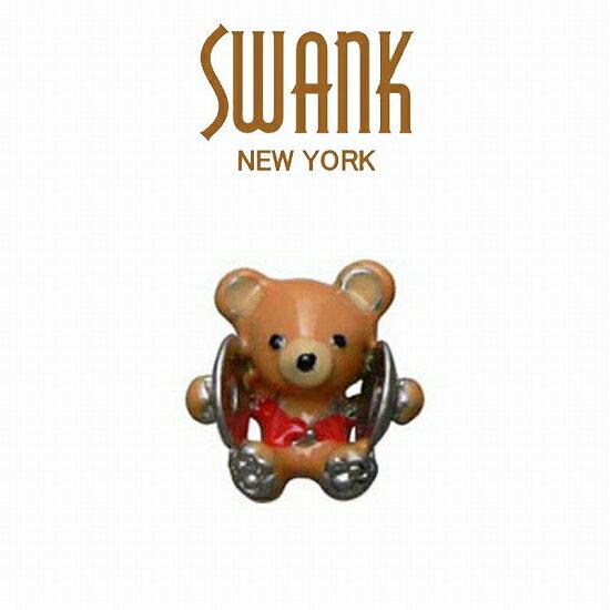 スワンク SWANK ベアシンバルのピンズ BIP0005