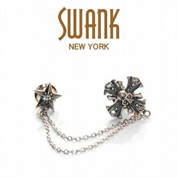 スワンク SWANK 「Roen(ロエン)」+「SWANK」コラボ ピンズ02 ROEN-P-02