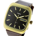 フォッシル FOSSIL クオーツ メンズ 腕時計 FS5332 メタルブラウン