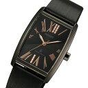 オリエント ORIENT クオーツ レディース 腕時計 SQCBE005B0 ブラック