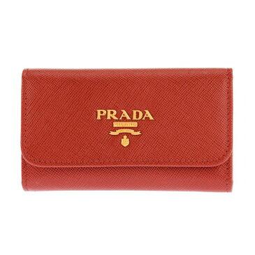 プラダ PRADA 1PG222 S/ME/FUO キーケース レディース