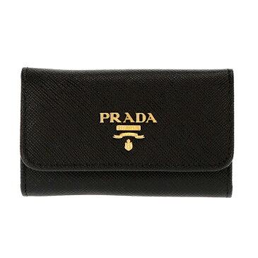 プラダ PRADA 1PG222 S/ME/NER キーケース レディース
