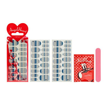エンジェルハート Angel Heart fragrance ネイルシール AY14-2001 レディース AY-NAILAY14-2001