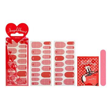エンジェルハート Angel Heart fragrance ネイルシール AY14-6004 レディース AY-NAILAY14-6004