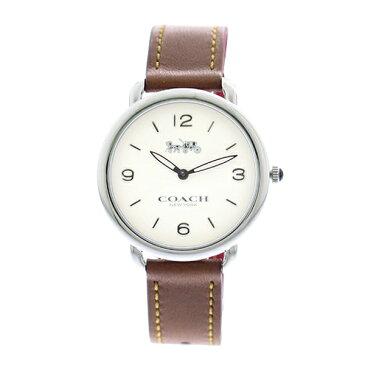 コーチ COACH 腕時計 レディース 14502793 クオーツ ホワイト ブラウン