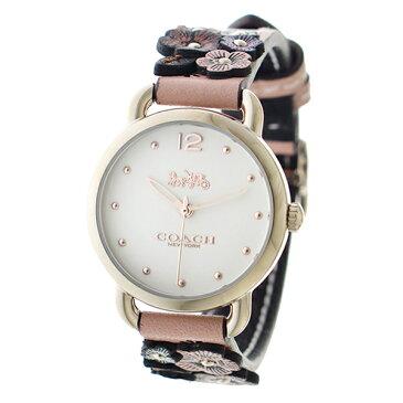 コーチ COACH クオーツ レディース 腕時計 14502817 ホワイト