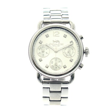 コーチ COACH 腕時計 レディース 14502942 クオーツ シルバー